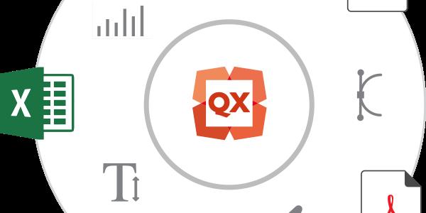 Organgramm QuarkXPress und andere Formate und Programme